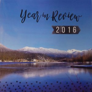 Year-in-review photobook